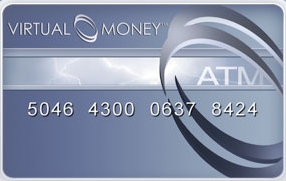 Virtual money card